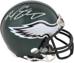 Philadelphia Eagles LeSean McCoy Autographed Mini Helmet - Mounted Memories