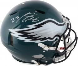 LeSean McCoy Philadelphia Eagles Autographed Riddell Pro-Line Revolution Authentic Helmet