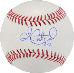 Andrew McCutchen Pittsburgh Pirates Autographed Baseball - Mounted Memories