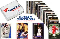 Tracy McGrady Orlando Magic Collectible Lot of 20 MLB Trading Cards