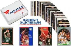 Kevin McHale -Boston Celtics- Collectible Lot of 20 NBA Trading Cards - Mounted Memories