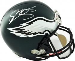 Donovan McNabb Philadelphia Eagles Autographed Riddell Replica Helmet