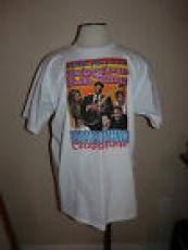 Medgar Evers BB KIng Homecoming Celebration 03 Men 2XL White T Shirt 40th Annual