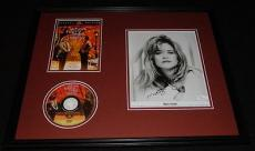 Meg Ryan Signed Framed 16x20 Photo & When Harry Met Sally DVD Display JSA