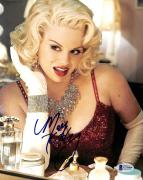 Megan Hilty Smash Sexy Signed 8x10 Photo Autographed BAS #G31089