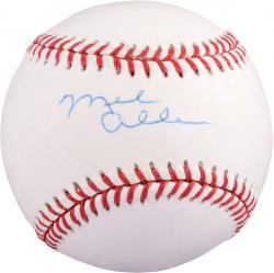 Mel Allen New York Yankees Autographed Baseball PSA/DNA