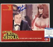 MEL BROOKS Autograph BLAZING SADDLES Signed 11x14 Photo w/ BAS Beckett COA Auto
