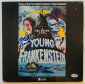 "Mel Brooks Autographed ""Young Frankenstein"" Album Signed PSA DNA COA"