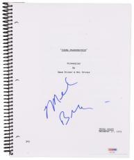 Mel Brooks Autographed Young Frankenstein Replica Movie Script - PSA/DNA COA