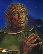Mel Brooks Signed 11x14 Photo PSA/DNA COA Spaceballs Movie Picture Autograph