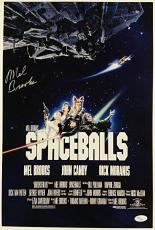 MEL BROOKS Signed 12x18 Photo SPACEBALLS Director Auto w/ JSA COA