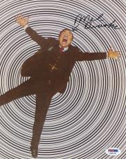 Mel Brooks Signed 8x10 Photo Autograph Auto PSA/DNA X69778