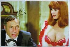 Mel Brooks Signed Blazing Saddles 12x18 Autograph Photo Auto JSA Authentic COA