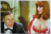 Mel Brooks Signed Blazing Saddles 12x18 Autograph Photo Auto JSA Authentic COA