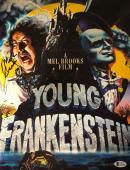 Mel Brooks Signed Young Frankenstein 11x14 Photo Autograph Bas Beckett Coa K