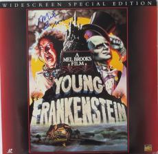 Mel Brooks Signed Young Frankenstein Authentic Laser Disc (PSA/DNA) #T49453