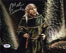 Mel Brooks Spaceballs Autographed Signed 8x10 Photo Certified PSA/DNA COA