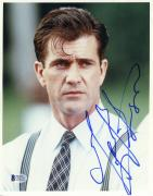 """Mel Gibson Autographed 8""""x 10"""" Forever Young Wearing Tie Photograph - Beckett COA"""