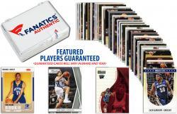 Memphis Grizzlies Team Trading Card Block/50 Card Lot