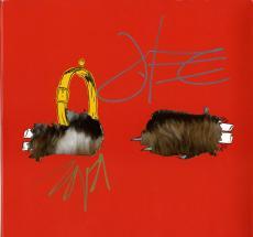 Meow The Jewels Killer Mike El-P Signed Album Lp Fuzzy Cover AFTAL UACC