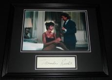 Mercedes Ruehl Stockings Signed Framed 11x14 Photo Display Another You