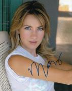 MEREDITH HAGNER signed *AS THE WORLD TURN* 8X10 photo W/COA LIBERTY CICCONE #1