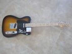 Merle Haggard IP Signed Autographed Electric Guitar PSA Certified #2