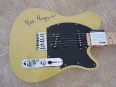 Merle Haggard IP Signed Autographed Electric Guitar PSA Certified