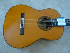 Merle Haggard IP Signed Autographed Yamaha Acoustic Guitar BECKETT Certified