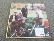 Merle Haggard & Strangers Signed Pride In What I Am LP Record PSA Certified
