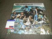 Merle Haggard & Strangers Signed Totally Instrumental LP Record PSA Certified