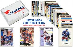 Mark Messier New York Rangers-Collectible Lot of 20 NHL Trading Cards - Mounted Memories