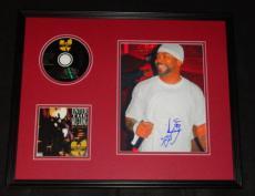 Method Man Signed Framed 16x20 CD Photo Display Enter the Wu-Tang 36 Chambers B