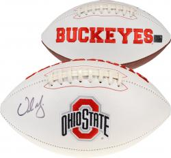 Urban Meyer Ohio State Buckeyes Autographed Pro Football