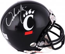 Urban Meyer Autographed Cincinnati Bearcats Mini Helmet