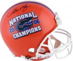 Urban Meyer Florida Gators Autographed Riddell Pro-Line Helmet