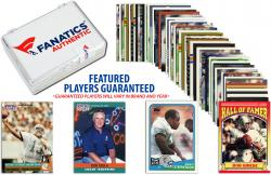 Miami Dolphins Team Trading Card Block/50 Card Lot - Mounted Memories