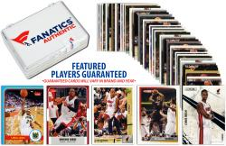 Miami Heat Team Trading Card Block/50 Card Lot