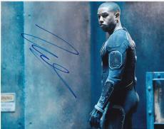 Michael B. Jordan Signed 8x10 Photo Fantastic Four Authentic Autograph Coa B