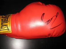 Michael B Jordan Signed Autograph Boxing Glover Everlast Creed In Person Coa D