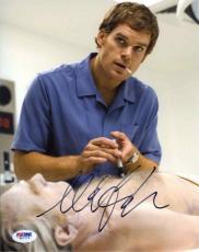 Michael C Hall Dexter Autographed Signed 8x10 Photo Certified Authentic PSA/DNA