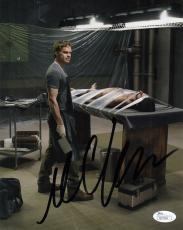 """Michael C Hall """"Dexter"""" Autographed Signed 8x10 Photograph (JSA)"""