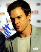 Michael C Hall Dexter Jsa Signed 8x10 Photo Authenticated Autograph