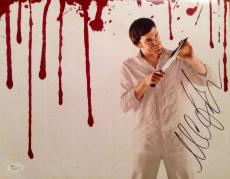 MICHAEL C. HALL (Dexter) signed 11x14 photo- JSA N06157