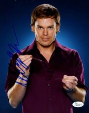 Michael C Hall Dexter Signed Jsa Certified 8x10 Photo Authenticated Autograph