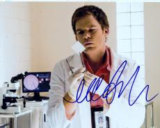 Michael C. Hall Signed 8x10 Photo w/COA Dexter Six Feet Under