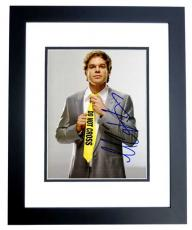 Michael C. Hall Signed - Autographed DEXTER 8x10 inch Photo - BLACK CUSTOM FRAME - Guaranteed to pass PSA or JSA