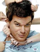 Michael C. Hall Signed Dexter Authentic Autographed 8x10 Photo PSA/DNA #X99055
