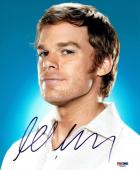 Michael C. Hall Signed Dexter Authentic Autographed 8x10 Photo PSA/DNA #Z85971