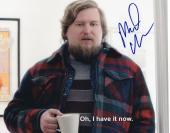 Michael Chernus signed Orange is the New Black 8x10 Photo w/COA Cal #2